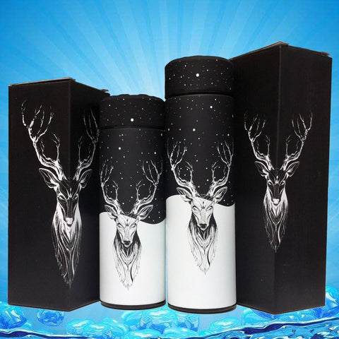 Polar Elk Coffee Mug ( High Quality Stainless Steel ) car coffee mugs New Car Gadgets