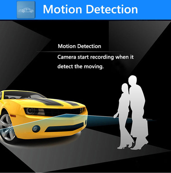 New Car DVR Wifi Camera Night Vision (High Quality) car dvr cameras dash cams New Car Gadgets