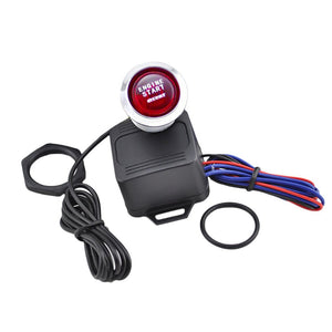 Car Push Button Start System (Universal) Car Artificial Intelligence New Car Gadgets