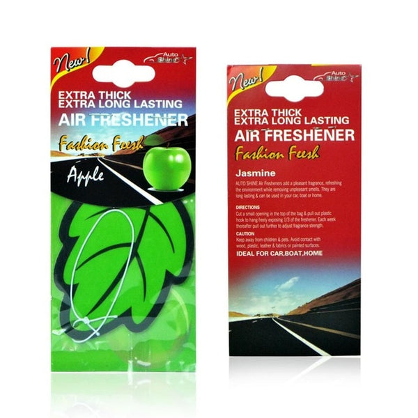 6 Pcs Paper New Car Air Fresheners Car Air Fresheners New Car Gadgets