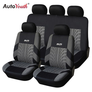 Comfortable Car Seat Covers Durable with Thick Foam Padding Car Seat Covers New Car Gadgets