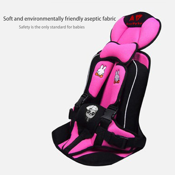 New Kids Safety Car Seats Front Facing Cotton Padded  New Car Gadgets
