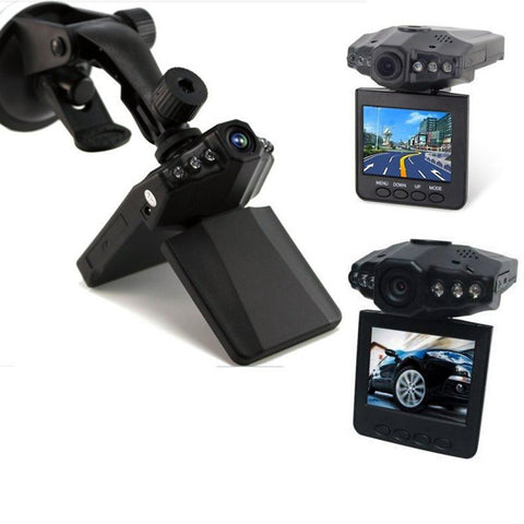 "2.5"" HD Car DVR Vehicle Camera Recorder Dash Cam Night Vision car dvr cameras dash cams New Car Gadgets"