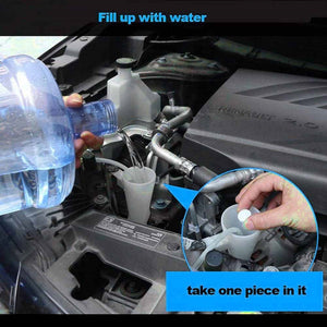 Car Windshield Cleaner 10 Tablets Car Cleaning Gadgets New Car Gadgets