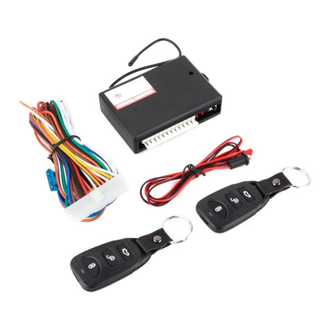 Universal Car Remote Control Central Lock Kit Door Locking Car Alarms Car Smart Gadgets New Car Gadgets