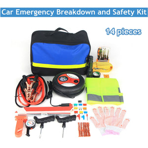 Car Emergency Tool Box Car Maintenance Tools New Car Gadgets