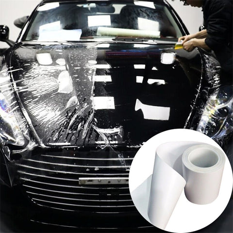 Rhino Skin Car Paint Protection Film Transparent Vinyl Car Cleaning Gadgets New Car Gadgets
