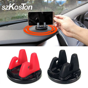 360 Degree Car Phone Holder Dashboard - New Car Gadgets Car Phone Holders New Car Gadgets