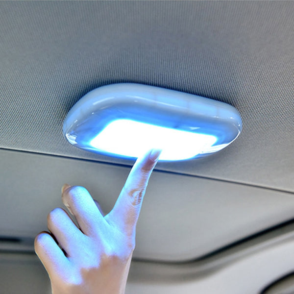 USB Charged Car Reading Light Portable Car Interior Lighting Car Interior Lighting New Car Gadgets