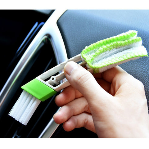 Small Car Wash Brush for hard to reach places Car Cleaning Gadgets New Car Gadgets