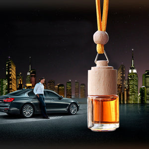 Woden Bottle Car Air Freshener Refillable car air fresheners New Car Gadgets