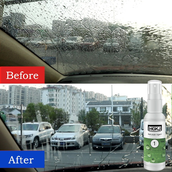 Car Glass Ceramic Paint Coating Polish Nanotechnology Car Cleaning Gadgets New Car Gadgets