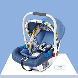 Baby Car Seats Safety Cardle Cotton Padded ( High Quality Material ) Kids Car Seats New Car Gadgets