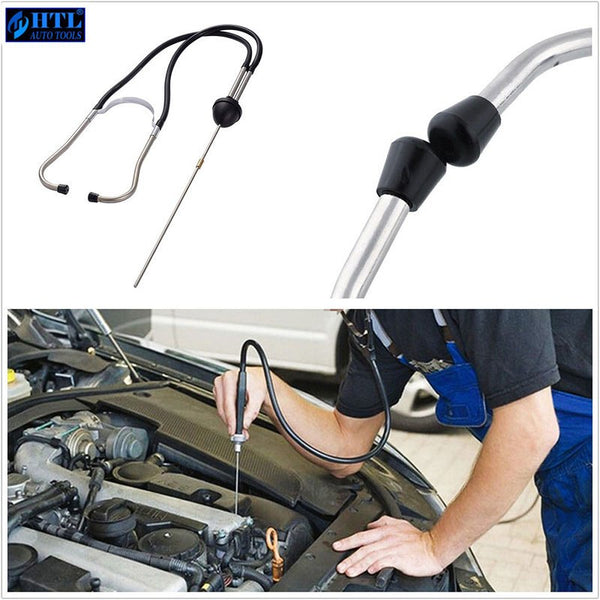 Car Stethoscope Tool Cylinders Hearing Amplifier Tool Car Maintenance Tools New Car Gadgets