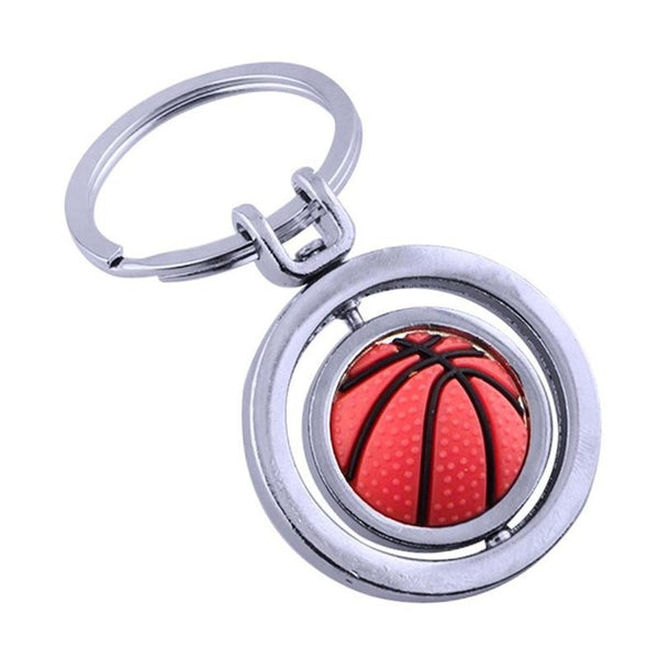Basketball keychain for sport lovers Car Keychains New Car Gadgets