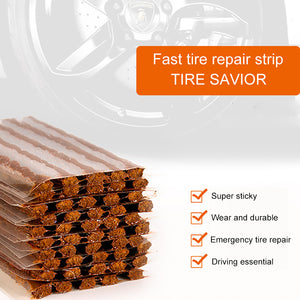 Tubeless Tire Repair Tools Strips for Tire Punctures Car Maintenance Tools New Car Gadgets