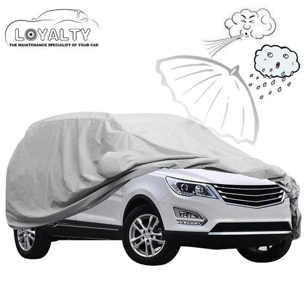 SUV Car Cover Anti Rain Snow UV Dust Car Covers Outdoor New Car Gadgets