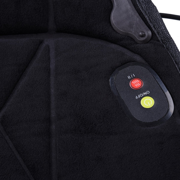 Car Seat Heating Cushion Intelligent Temperature Control 12V Car Artificial Intelligence New Car Gadgets