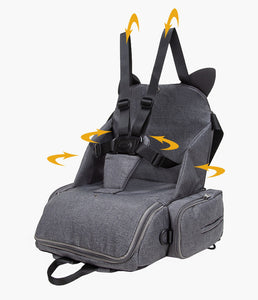 diaper bag backpack baby chair 3 in 1 Kids Car Seats New Car Gadgets