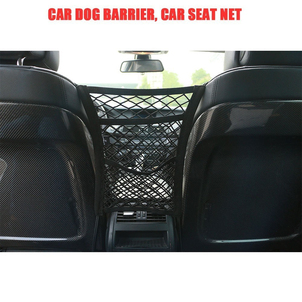 Car Storage Net for Front Car Seats Gadget Car Storage Gadgets New Car Gadgets