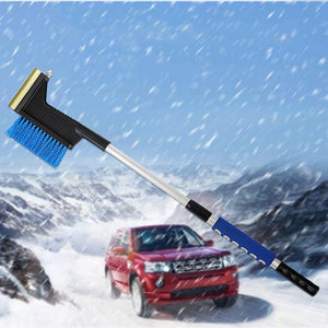 Car Snow Scraper Snow Brush Shovel Tool Car Cleaning Gadgets New Car Gadgets