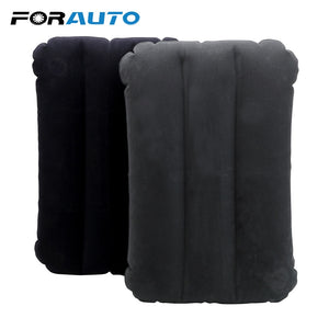 Car Air Cushion Car Pillow Inflatable Pillow Camping Car Gadgets Accessories New Car Gadgets