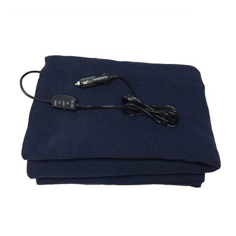 Car Electrical Heating Blanket (1.45 X 1 m) Camping Car Gadgets Accessories New Car Gadgets