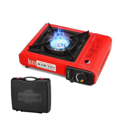 New Outdoor Camping Gas Stove Propane Gas Stove as Camping Car Gadget Camping Car Gadgets Accessories New Car Gadgets