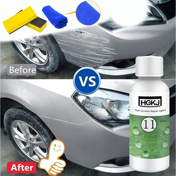 Car Scratch Repair Kit Car Paint Repair Kit 50ml Car Maintenance Tools New Car Gadgets