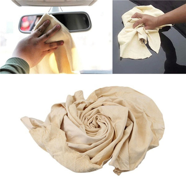 Magic Car Drying Cloth Absorbs Water ( 5 Sizes ) Car Cleaning Gadgets New Car Gadgets