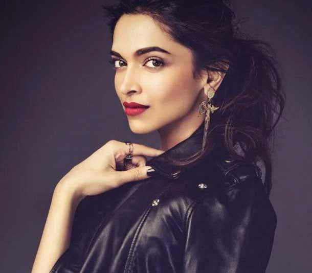 Deepika Padukone as seen in Filmfare