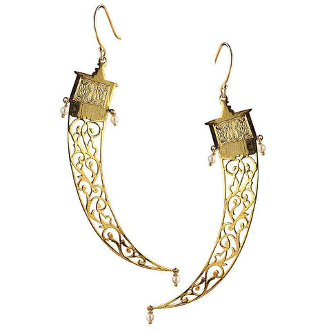 Kirpan Earrings