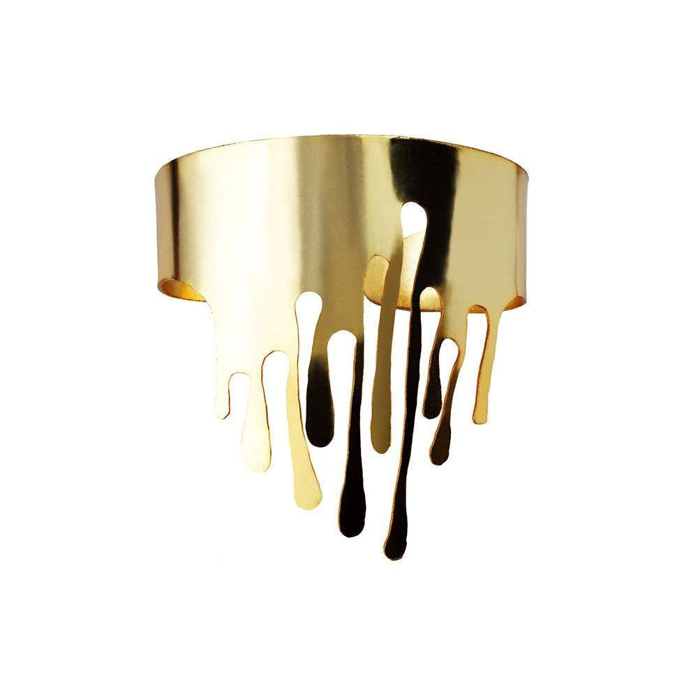 Drops of Gold Cuff