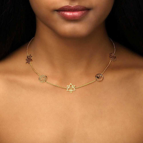 Sacred Geometry Necklace