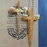 Sword of Light Necklace