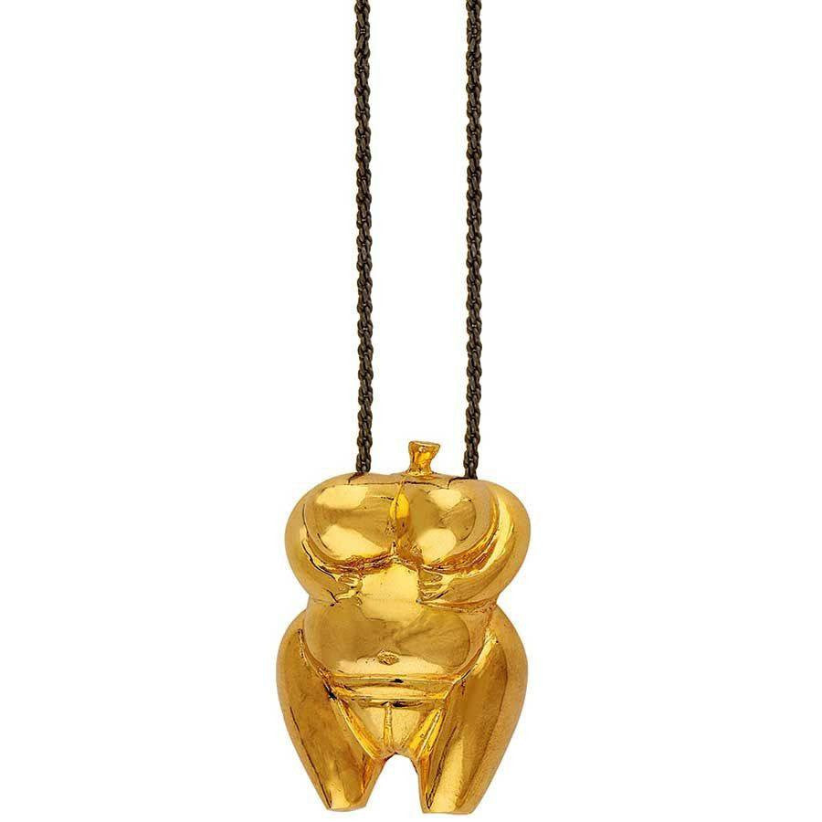 Venus of Hohle Fels Necklace