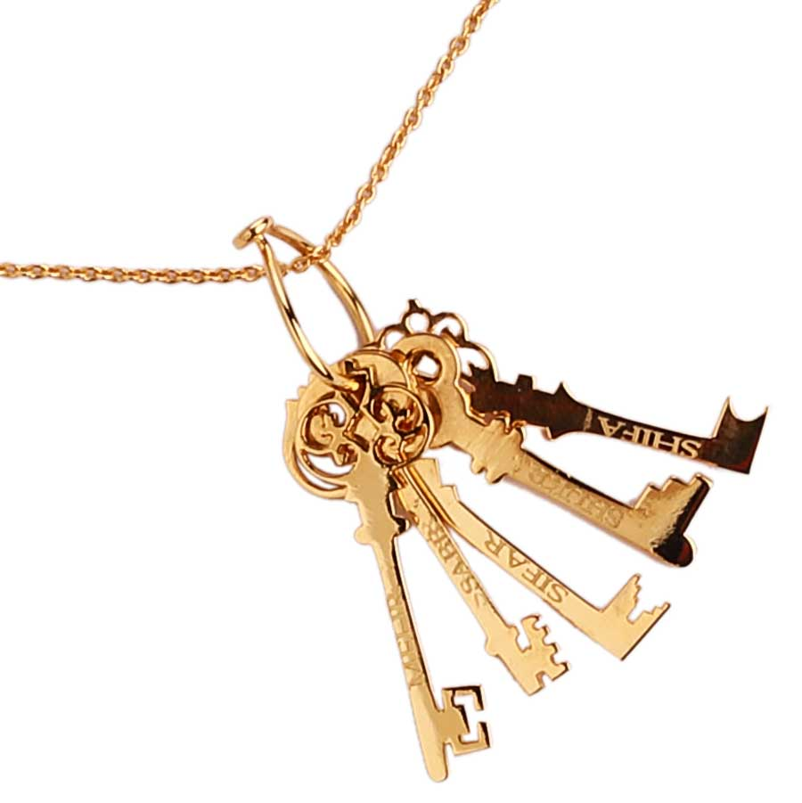 Life Keys Necklace