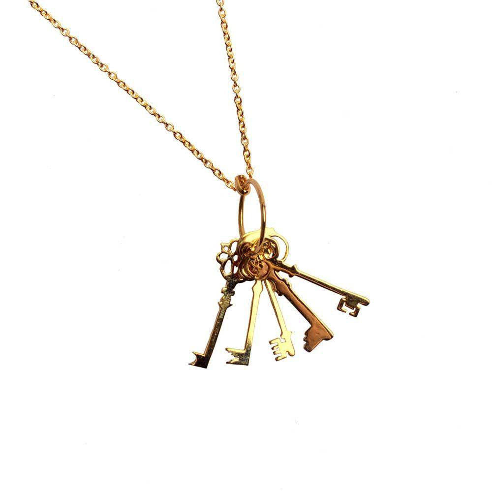 Bunch of Keys Necklace