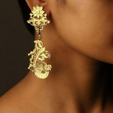 Re-evolution Earrings