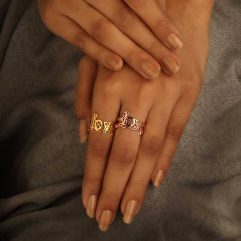 Love Ring (Available in 3 colours)