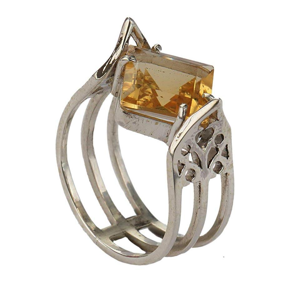Aspire Ring - Citrine
