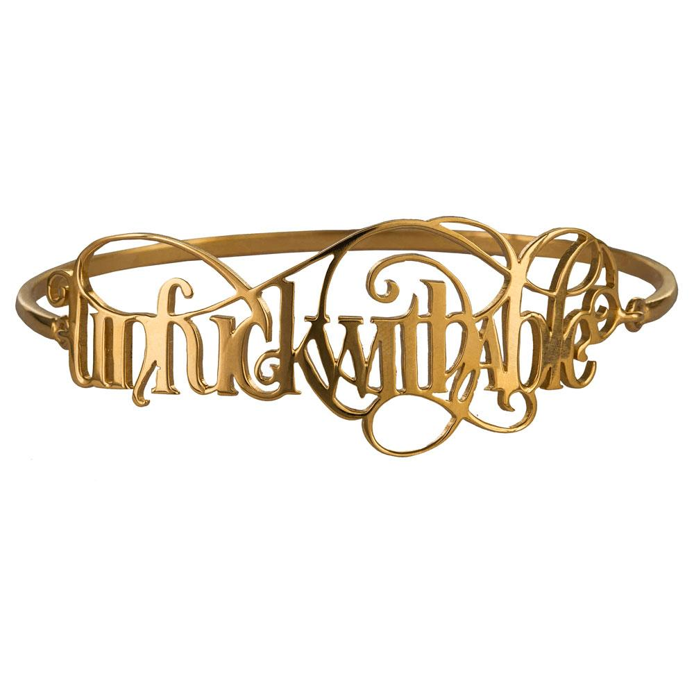 Unfuckwithable Bangle