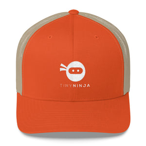 Tiny Ninja Logo Trucker Cap (multiple colors)