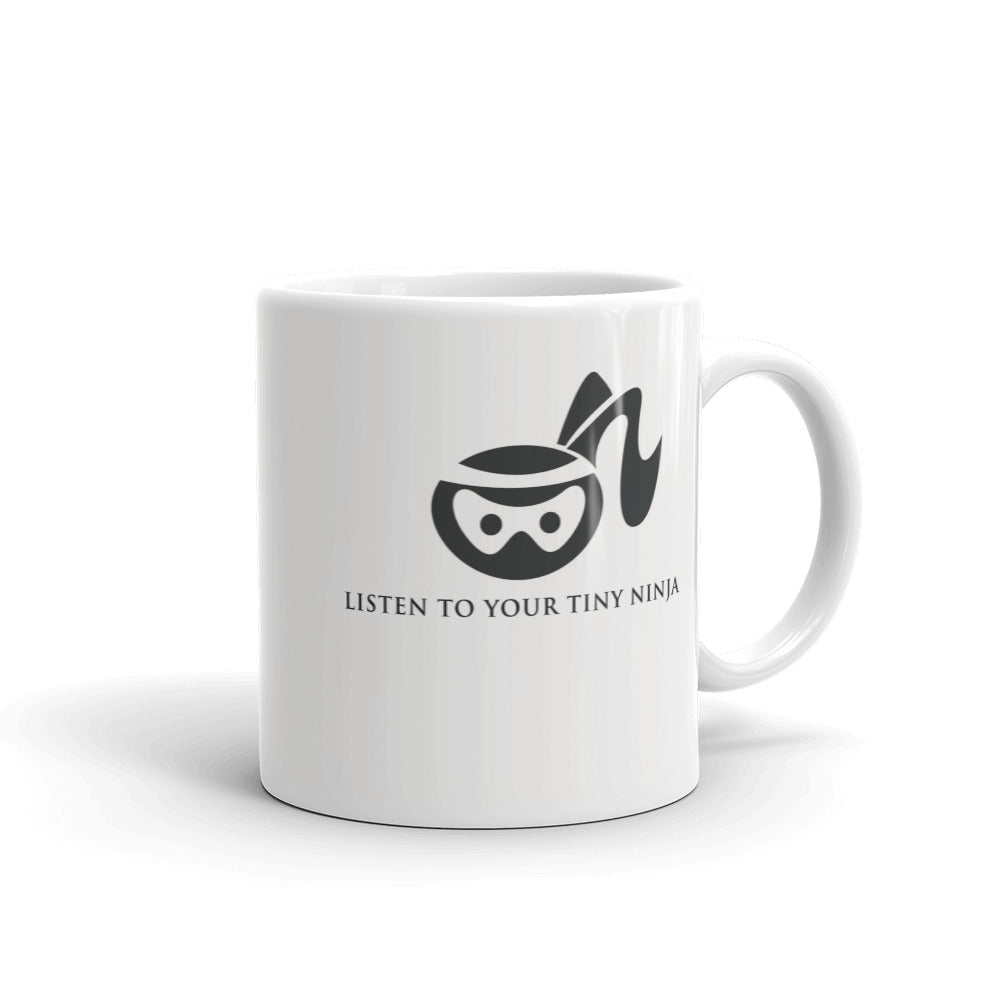 Listen to your Tiny Ninja Mug