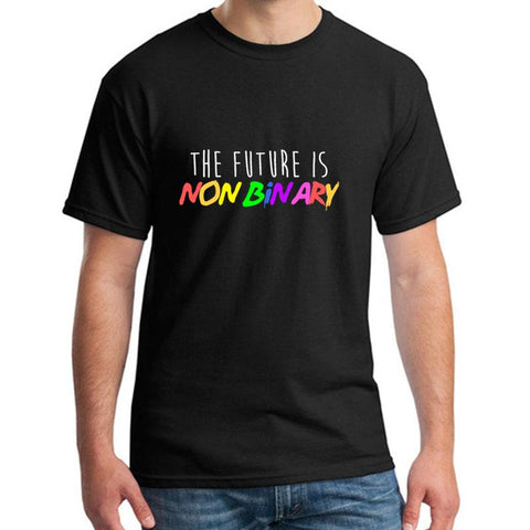 The Future Is Nonbinary T-shirt