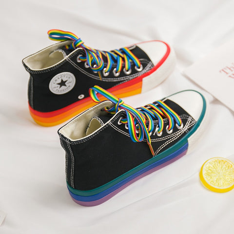 Limited Pride 2020 High Tops