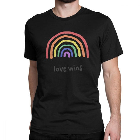 Love Wins T-Shirts (Multiple Colors)