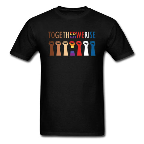 Together We Rise- Unity T-Shirt
