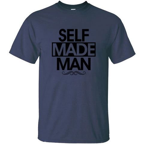 Vintage Self Made Man T-Shirt