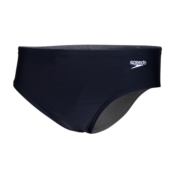 Speedo Endurance 8cm Brief Mens Black